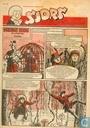 Bandes dessinées - Sjors van de Rebellenclub (tijdschrift) - 1958 nummer  37