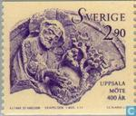 Postage Stamps - Sweden [SWE] - 400 years Synod of Uppsala