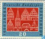 Briefmarken - Deutschland, Bundesrepublik [DEU] - Buxtehude, 1000 Jahre