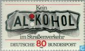Postage Stamps - Germany, Federal Republic [DEU] - No drinking and driving