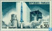 Französisch Satelliten (ersten)