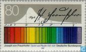 Postage Stamps - Germany, Federal Republic [DEU] - Joseph von Fraunhofer 200 years
