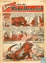 Bandes dessinées - Sjors van de Rebellenclub (tijdschrift) - 1957 nummer  35