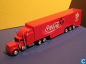 Voitures miniatures - Onbekend - Peterbilt 'Coca-Cola'