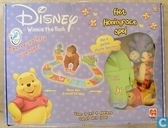 Brettspiele - Honingsrace Vloerspel - Winnie The Pooh Honingsrace Vloerspel