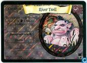 Trading cards - Harry Potter 3) Diagon Alley - River Troll