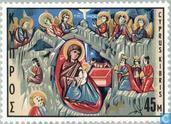 Postage Stamps - Cyprus [CYP] - Christmas