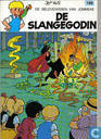 Comic Books - Jeremy and Frankie - De slangegodin