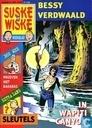 Strips - Suske en Wiske weekblad (tijdschrift) - 1996 nummer  8