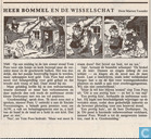 Comic Books - Bumble and Tom Puss - Heer Bommel en de wisselschat