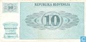 Slovenië 10 Tolarjev 1990