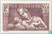 Postage Stamps - France [FRA] - Healthcare
