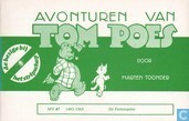 Strips - Bommel en Tom Poes - De partenspeler