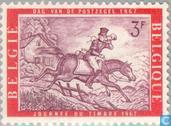 Postage Stamps - Belgium [BEL] - Day of the stamp