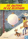 Bandes dessinées - Lucky Luke - De Daltons in de blizzard