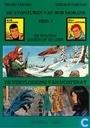 Comic Books - Bob Morane - De wolven liggen op de loer + De vervloeking van Nosferat