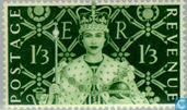 Timbres-poste - Grande-Bretagne [GBR] - Couronnement de la Reine Elizabeth II