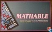 Board games - Mathable - Mathable  (scrabble met cijfers)