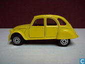 Modelauto's  - Corgi - Citroën 2CV 6 'For Your Eyes Only'