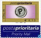 Timbres-poste - Italie [ITA] - Priorité