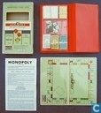 Board games - Monopoly - Monopoly Magnetische Pocket Editie