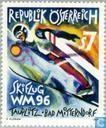 Postzegels - Oostenrijk [AUT] - WK Skivliegen
