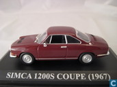 Model cars - Altaya - Simca 1200S Coupe