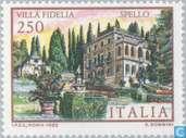 Postage Stamps - Italy [ITA] - Villas