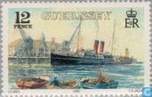 Shipping Line 1889-1989