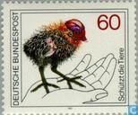 Postage Stamps - Germany, Federal Republic [DEU] - Protecting animals