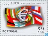 Postage Stamps - Portugal [PRT] - Euro introduction
