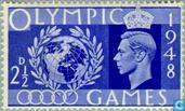 Postage Stamps - Great Britain [GBR] - Olympic Games