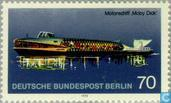 Postage Stamps - Berlin - Transport in Berlin