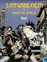 Comic Books - Lotusbloem - Nacht vol geweld
