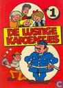 Bandes dessinées - Lustige Kapoentjes, De - De lustige kapoentjes 1
