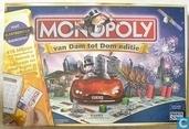Board games - Monopoly - Monopoly van Dam tot Dom - met eletronisch bankieren