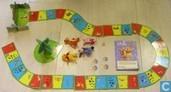 Spellen - Honingsrace Vloerspel - Winnie The Pooh Honingsrace Vloerspel