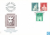 Bâtiments FDC 1968 (2)