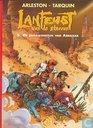 Comic Books - Lanfeust van de sterren - De zandwoestijn van Abraxar