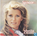 Vinyl records and CDs - Sheila & B. Devotion - Spacer