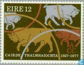 Postage Stamps - Ireland - Agricultural credit society