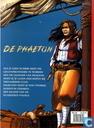 Bandes dessinées - Ailes du phaeton, Les - De buik van Kashoum