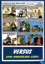Comic Books - Fameuze Fanclub, De (tijdschrift) - Versus / De Fameuze Fanclub 15