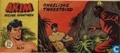 Comic Books - Akim - Ongelijke tweestrijd