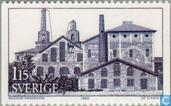 Postage Stamps - Sweden [SWE] - 115 blue / violet