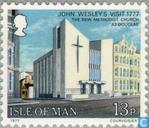 Postage Stamps - Man - Wesley, John