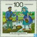 Postzegels - Duitsland, Bondsrepubliek [DEU] - Dag van de Postzegel
