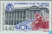 Timbres-poste - France [FRA] - Automobile Club de France