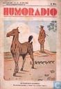 Bandes dessinées - Humoradio (tijdschrift) - Nummer  13