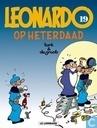 Comic Books - Leonardo - Op heterdaad